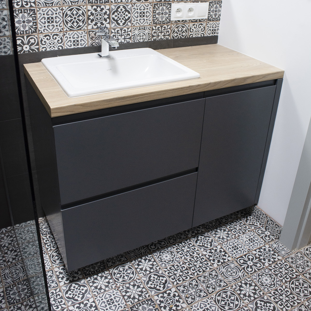 Zdjęcia łazienek Komodo