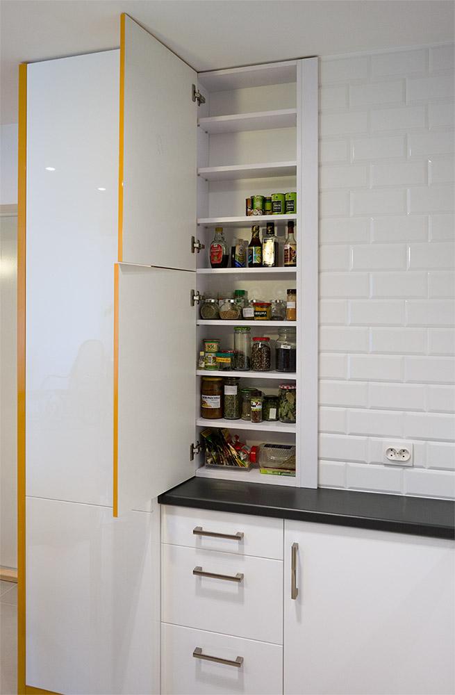 Kuchnia w bloku  Komodo -> Kuchnia Do Bloku