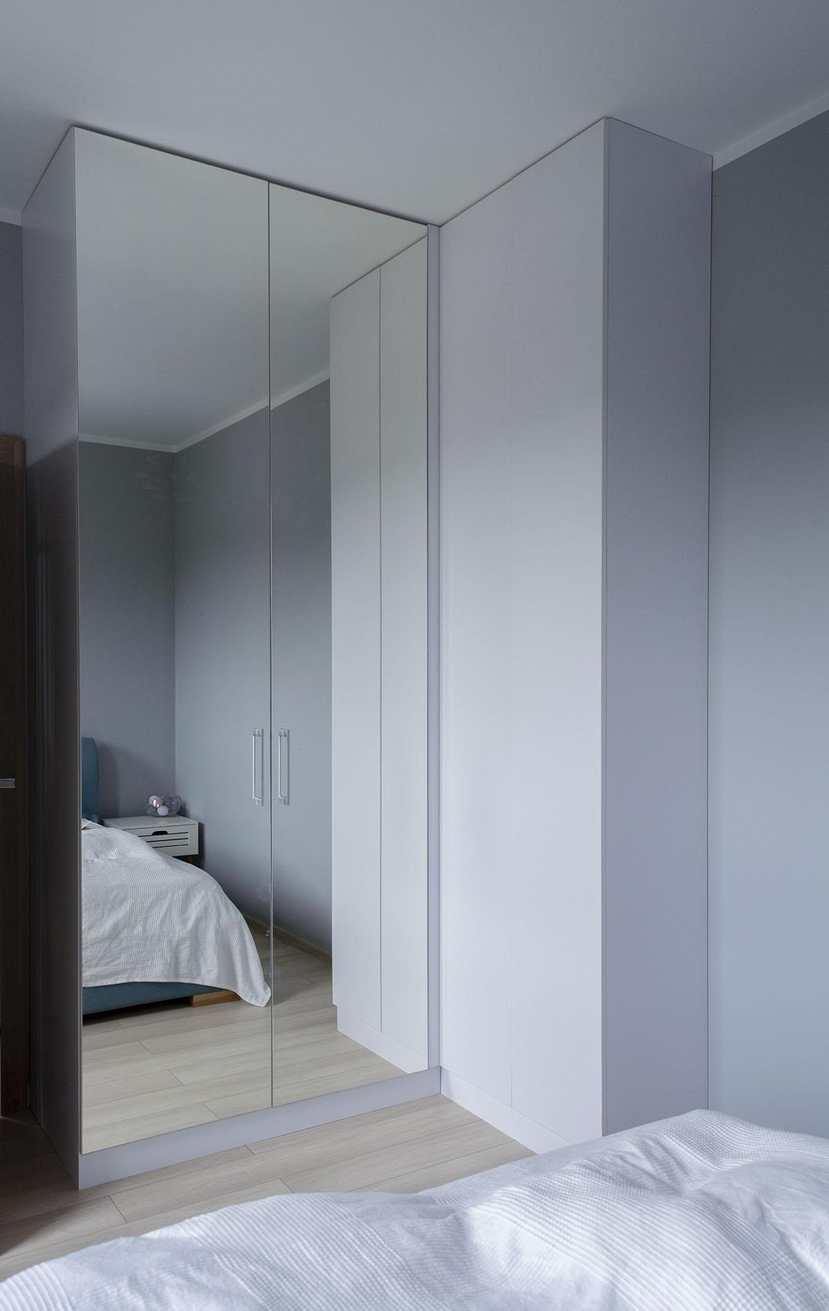 Sypialnia Z Szafa